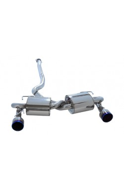 HKS Super Turbo Muffler Exhaust System GRF/GRB