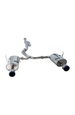 HKS Super Turbo Muffler Exhaust System GVF/GFB