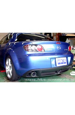 HKS Legamax Exhaust System RX-8