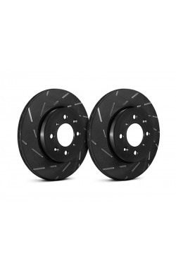 EBC Turbo Grooved Front Discs MB6