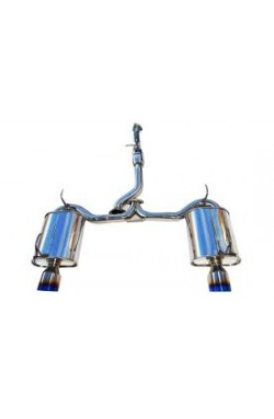 Invidia Q300 Cat-Back Exhaust System S2000