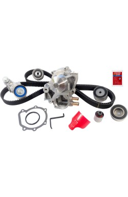 Gates Timing Belt + Water Pump Kit EJ25