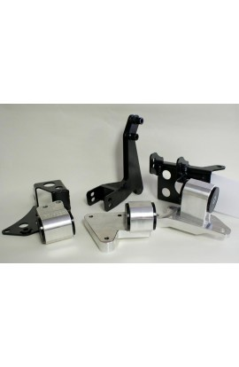 Hasport EKK2 Dual Height Engine Mount Set