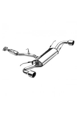 Invidia Q300 Cat-Back Exhaust System (Dual)
