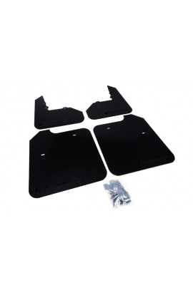 Rally Armor UR Mud Flap Set Evo 8 9