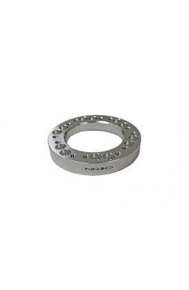 NRG 1/2 Inch Hub Spacer (Silver)