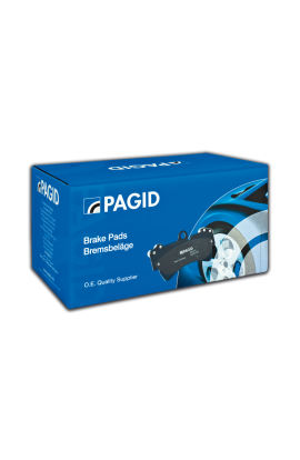 Pagid Rear STD Brake Pads