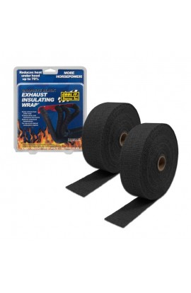 Thermo-Tec Exhaust Heat Wrap Kit (Black)