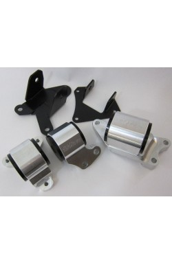 Hasport Billet Engine Mount Set EP3 DC5