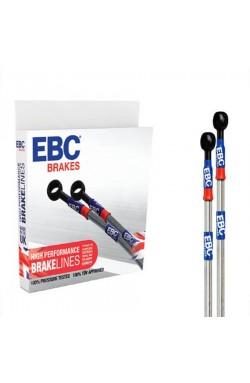 EBC Braided Brake Line Kit FK2
