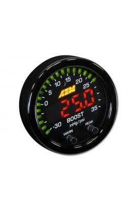AEM X-Series Boost Pressure Gauge 30-0306