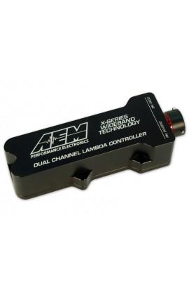 AEM X-Series Inline 2-Channel UEGO Controller