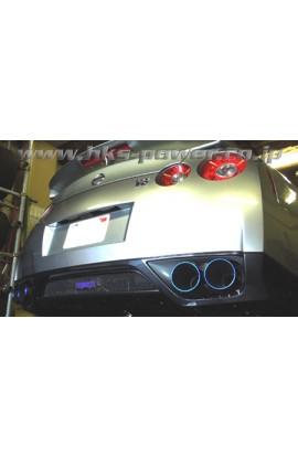 HKS Racing Muffler Exhaust System R35