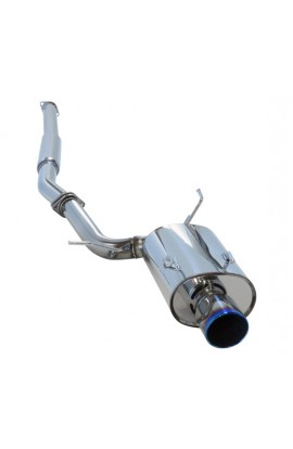 HKS Super Turbo Muffler Exhaust System Evo 7 8