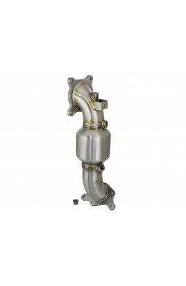 aFe Power Catted Street Downpipe FK8
