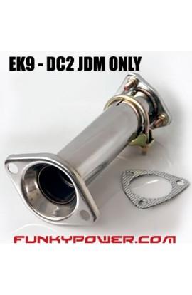 M2 JDM Spec Adjustable Decat Pipe