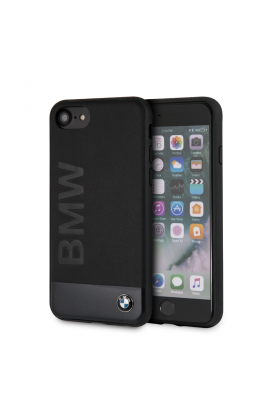 BMW Hard Back Signature Leather Case