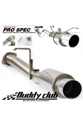 Buddy Club Pro-Spec III Exhaust System