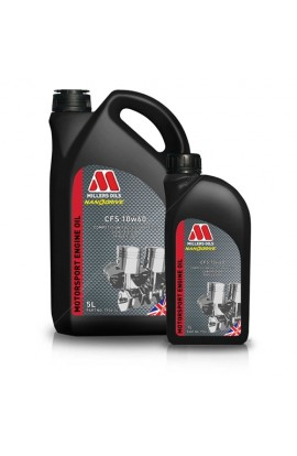 Millers CFS 10w60 Fully Synth Engine Oil 5L