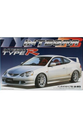 Fujimi 1:24 Scale Car Model Kit - DC5