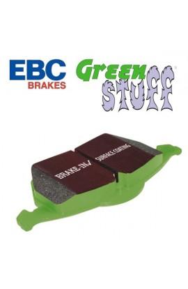 EBC Greenstuff Front Brake Pads