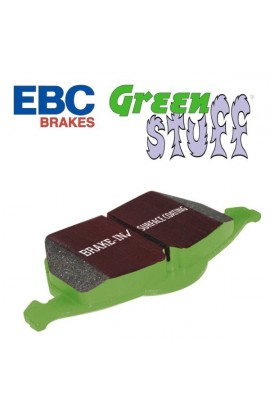 EBC Greenstuff Rear Brake Pads