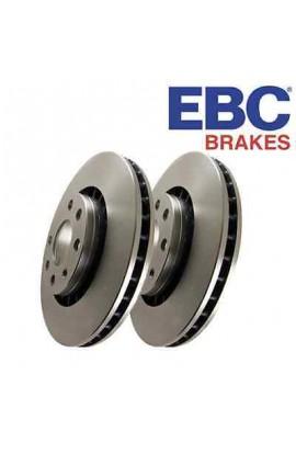 EBC Standard Front Discs