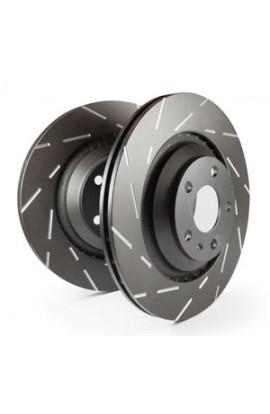 EBC Ultimax Rear Discs