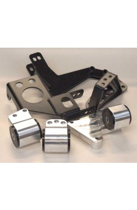 Hasport EGK2 Dual Height Engine Mount Set
