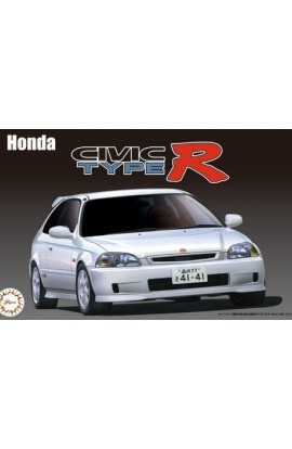 Fujimi 1:24 Scale Car Model Kit - EK9
