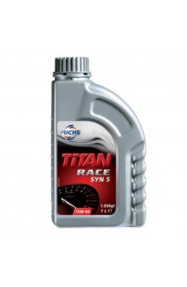 Fuchs Titan Race Syn-5 75W/90 1L