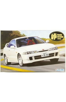 Fujimi 1:24 Scale Car Model Kit - DC2