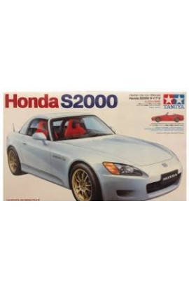 Fujimi 1:24 Scale Car Model Kit - S2000