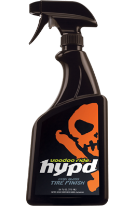 Voodoo Ride Hypd High Gloss Tyre Finish 710ml