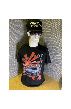 GET FNKD NEW AGE HERO FK8 CIVIC TYPE R T-SHIRT