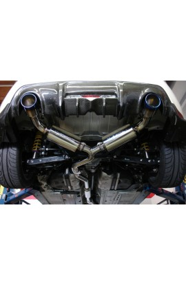 Injen Cat-Back Exhaust System