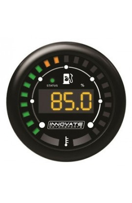 Innovate MTX-D Ethanol Content % & Fuel Temp Gauge