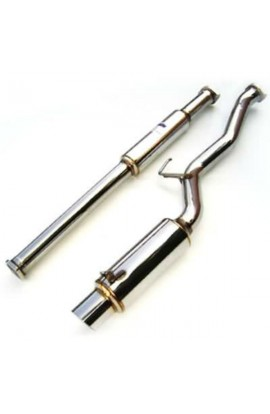 Invidia N1 Cat-Back Exhaust System Evo 7 8 9