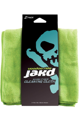 Voodoo Jakd Cleaning Cloth