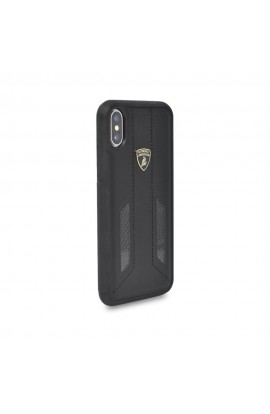Lamborghini Huracan D6 Leather & Carbon Case