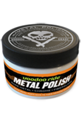 Voodoo Ride Metal Polish 141.7g