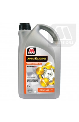 Millers CFS 5w40 Nanodrive Fully Synth Engine Oil