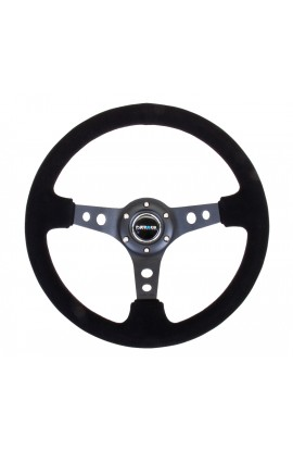 """NRG 3"""" Deep Dish Steering Wheel"""