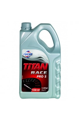 Fuchs Titan Race Pro-S 10W/60 5L