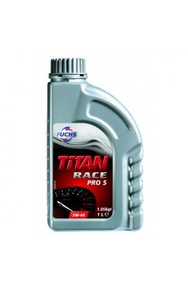 Fuchs Titan Race Pro-S 5W/40 5L