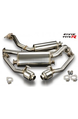 Toda Cat-back Exhaust System FN2