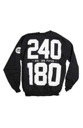 What Monsters Do 240 180 Crewneck